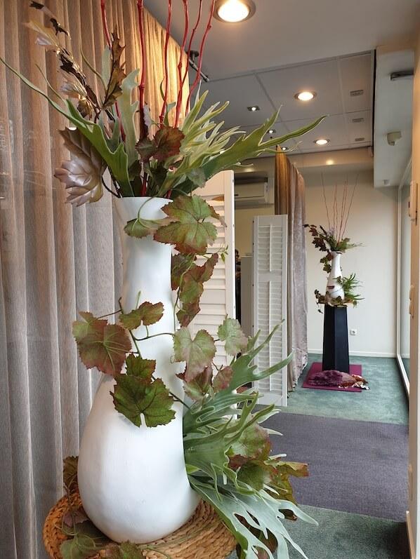 Stijlvolle etalage decoratie